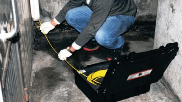 snimanje cevi kamerom vodoinstalater servis beograd
